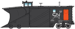 Life-Like-Proto Russell Snowplow Canadian National #55618 HO Scale Model Train Freight Car #110015