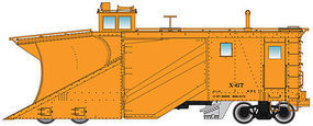 Life-Like-Proto Russell Snowplow Denver & Rio Grande Western(TM) HO Scale Model Train Freight Car #110016