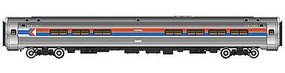 Life-Like-Proto 85 Amfleet I Amcafe Amtrak Phase I (1 Arrow) HO Scale #11242
