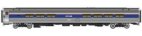 Life-Like-Proto 85 Amfleet II Lounge Amtrak Phase IV HO Scale #11261