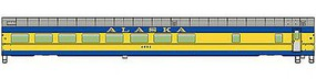 Life-Like-Proto 85 ACF Cafe-Lounge Alaska Railroad (1971 Scheme) HO Scale #11700