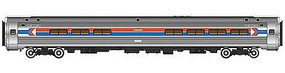 Life-Like-Proto 85 Amfleet I Amcafe Amtrak Phase I (2 Arrows) HO Scale Model Train Passenger Car #12245