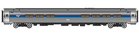 Life-Like-Proto 85 Amfleet I Amcafe Lighted Amtrak Phase IVb HO Scale Model Train Passenger Car #12249