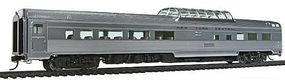 Life-Like-Proto 85 Budd Dome Coach New York Central black Lettering HO Scale Model Train Passenger Car #13025
