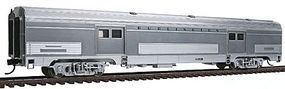 Life-Like-Proto 73 Budd Baggage Car Chicago, Burlington & Quincy HO Scale Model Train Passenger Car #13044