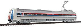 Life-Like-Proto Budd Metroliner EMU Snack Bar Coach Amtrak HO Scale Model Train Passenger Car #13801