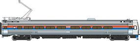 Life-Like-Proto Budd Metroliner EMU Parlor Car Amtrak(R) HO Scale Model Train Passenger Car #13822