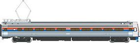 Life-Like-Proto Budd Metroliner EMU Coach Amtrak(R) Phase II HO Scale Model Train Passenger Car #13842
