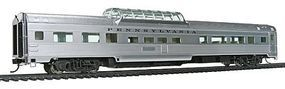 Life-Like-Proto 85 Budd Dome Coach Pennsylvania Railroad HO Scale Model Train Passenger Car #14023