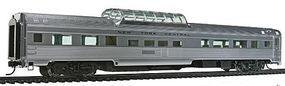 Life-Like-Proto 85 Budd Dome Coach New York Central black Lettering HO Scale Model Train Passenger Car #14025