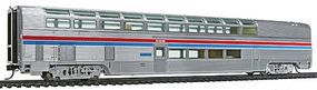 Life-Like-Proto 85 Budd Hi-Level Sky Lounge Amtrak(R) HO Scale Model Train Passenger Car #14322