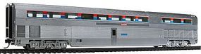 Life-Like-Proto 85 Budd Hi-Level Diner Amtrak(R) HO Scale Model Train Passenger Car #14331