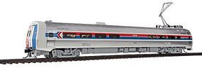 Life-Like-Proto Budd Metroliner EMU Snack Bar Coach Amtrak #861 HO Scale Model Train Passenger Car #14800