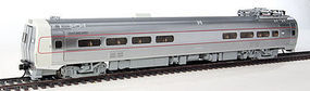 Life-Like-Proto Budd Metroliner EMU Snack Bar Coach PRR/PC HO Scale Model Train Passenger Car #14803