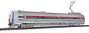 Life-Like-Proto Budd Metroliner EMU Snack Bar Coach Amtrak #884 HO Scale Model Train Passenger Car #14820