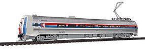 Life-Like-Proto Budd Metroliner EMU Snack Bar Coach Amtrak #889 HO Scale Model Train Passenger Car #14821
