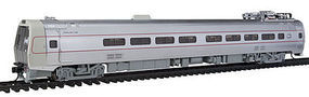 Life-Like-Proto Metroliner Parlor Car DCC Penn Central HO Scale Model Train Passenger Car #14823