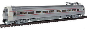 Life-Like-Proto Metroliner Coach DCC Penn Central HO Scale Model Train Passenger Car #14843