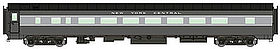 Life-Like-Proto 85 PS 56-Seat Coach STD New York Central HO Scale Model Train Passenger Car #15604