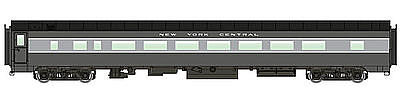 Life-Like PROTO 85' PS 56-Seat Coach LTD New York Central -- HO Scale Model Train Passenger Car -- #16604