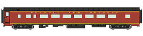 Life-Like-Proto 85 PS 56-Seat Coach LTD Norfolk & Western HO Scale Model Train Passenger Car #16605