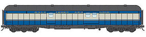 Life-Like-Proto 70 ACF Arched Roof Baggage Car Baltimore & Ohio HO Scale Model Train Passenger Car #17360