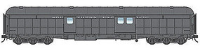 Life-Like-Proto 70 ACF Arched Roof Baggage Car Southern Pacific(TM) HO Scale Model Train Passenger Car #17363