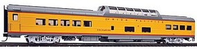 Life-Like-Proto 85 ACF Dome Coach Union Pacific Columbine HO Scale Model Train Passenger Car #18550