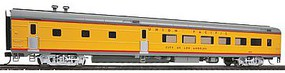 Life-Like-Proto 85 ACF 48-Seat Diner Union Pacific City of LA HO Scale Model Train Passenger Car #18600