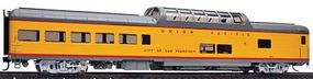 Life-Like-Proto 85 ACF Dome Lounge Union Pacific City of SF HO Scale Model Train Passenger Car #18700