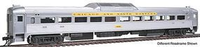 Life-Like-Proto Budd RDC-2 Coach-Baggage Chicago & North Western HO Scale Model Train Passenger Car #35302