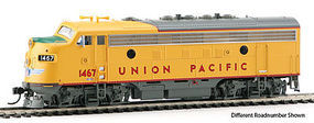 Life-Like-Proto EMD F7A-B Set Union Pacific(R) #1469, 1472B HO Scale Model Train Diesel Locomotive #40917
