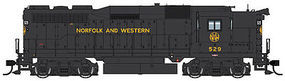 Life-Like-Proto EMD GP30 DCC Norfolk & Western #529 HO Scale Model Train Diesel Locomotive #41861