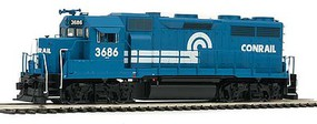 Life-Like-Proto EMD GP35 Phase 2 w/SoundTraxx(R) Tsunami(R) Sound & DCC Conrail #3686 (blue, white)