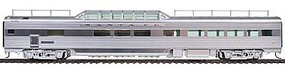 Life-Like-Proto 85 P-S Pleasure Dome Bar Lounge Santa Fe HO Scale Model Train Passenger Car #9006