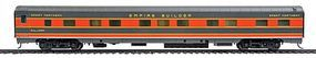 Life-Like-Proto 85 P-S Pass Series 6-5-2 Sleeper Great Northern HO Scale Model Train Passenger Car #9045