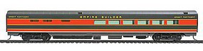 Life-Like-Proto 85 ACF 36-Seat Lake Series Diner Great Northern HO Scale Model Train Passenger Car #9046