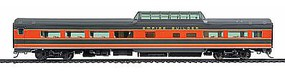 Life-Like-Proto 85 Budd 46-Seat Vista Dome Coach Great Northern HO Scale Model Train Passenger Car #9047