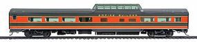 Life-Like-Proto 85 Budd 46-Seat Vista Dome Coach Great Northern HO Scale Model Train Passenger Car #9057