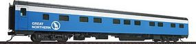 Life-Like-Proto 85 P-S Pass Series 6-5-2 Sleeper Great Northern HO Scale Model Train Passenger Car #9075