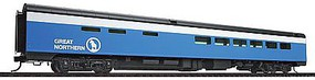Life-Like-Proto 85 ACF 36-Seat Lake Series Diner Great Northern HO Scale Model Train Passenger Car #9076