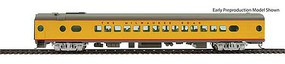 Life-Like-Proto 85' Milwaukee Road 30-Seat Parlor Car Valley Series Ready to Run Twin Cities Hiawatha Wisconsin Valley (yellow, gray, red)