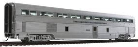 Life-Like-Proto 85 Budd Hi-Level 72-Seat Coach Santa Fe #700-724 HO Scale Model Train Passenger Car #9284