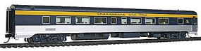Life-Like-Proto 85 PS 52-Seat Coach Fluted Chesapeake & Ohio HO Scale Model Train Passenger Car #9371