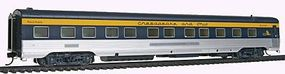 Life-Like-Proto 85 PS 10-6 Sleeper Chesapeake & Ohio HO Scale Model Train Passenger Car #9374