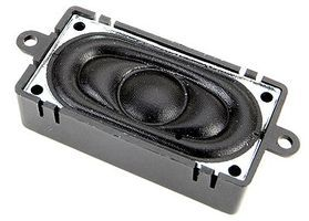 LokSound Loudspeaker 20x40mm Sqr - HO-Scale