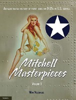 Lanasta Mitchell Masterpieces 1- An Illustrated History of Paint Jobs on B25s In US Service