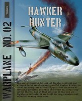 Lanasta Warplane 2- Hawker Hunter
