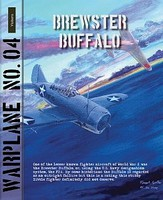 Lanasta Warplane 4- Brewster Buffalo