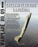 Lanasta Warplane 9- English Electric Canberra